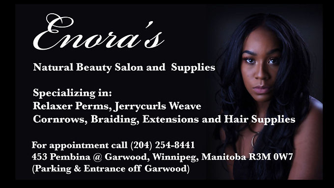 Enora's Natural Beauty Salon & Supplies