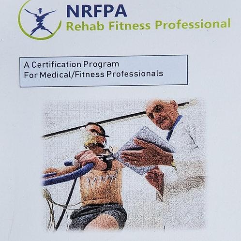 NRFPA Rehabilitation Fitness Professional Certification Exam