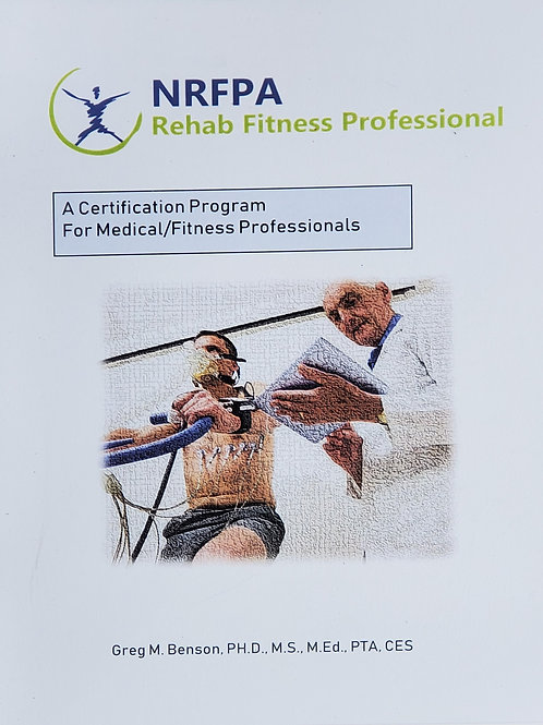 Course Manual- Transition From Rehab to Fitness
