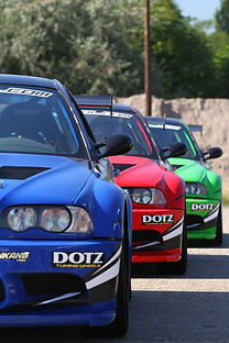 myway's v8 drift beasts