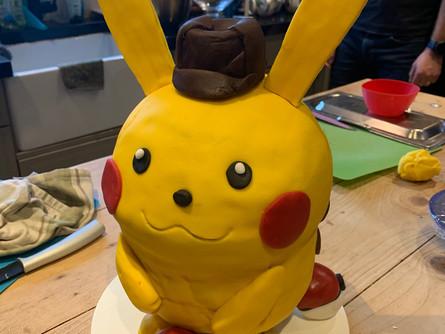 Pokemon 3D cake