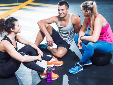 研究證實,結伴運動體重多減5%