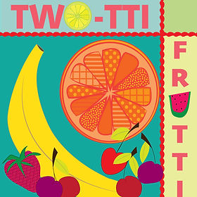 two-ti frutti party theme for 2nd birthday party