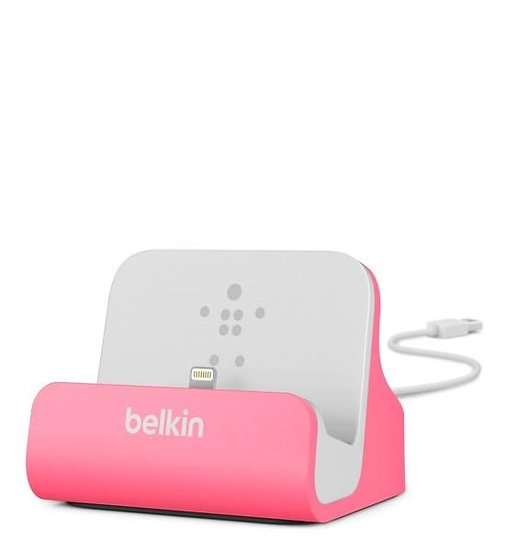 Belkin Mixit_ Chargesync Dock For Iphone – Pink
