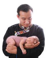 Newborn Family Photo shoot Leeds Bradfor