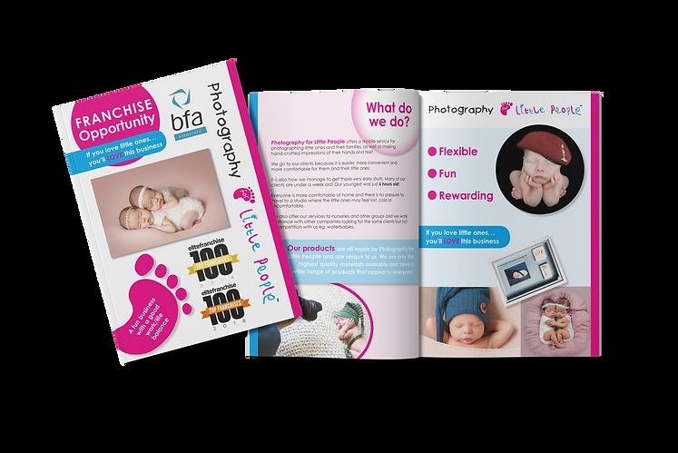Plp Franchise discover brochure