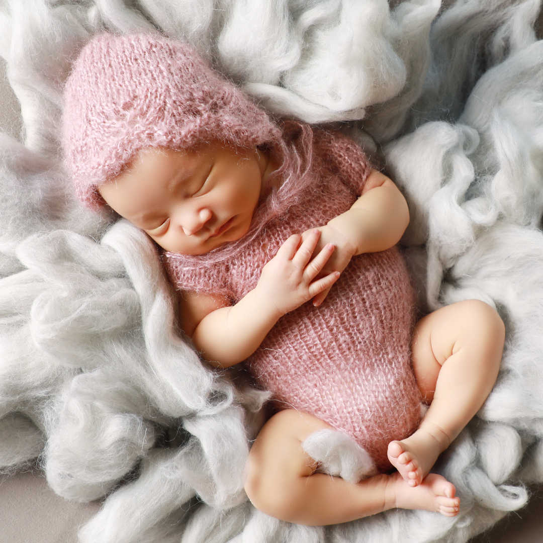 Newborn photographer Leeds Bradford Skip