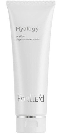 Forlle'd Hyalogy P-Effect Re-Purerance Wash