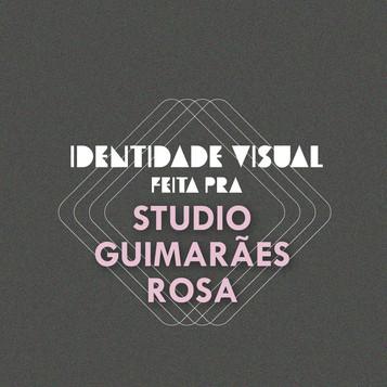 Identidade Visual Studio Guimarães Rosa