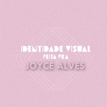 Identidade Visual Joyce Alves