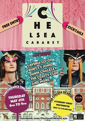 Chelsea Cabaret, 2017