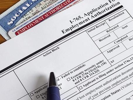 Permiso de Trabajo de Asilo | Autorização de Trabalho de Asilo | Asylum Work Permit (August 2020)