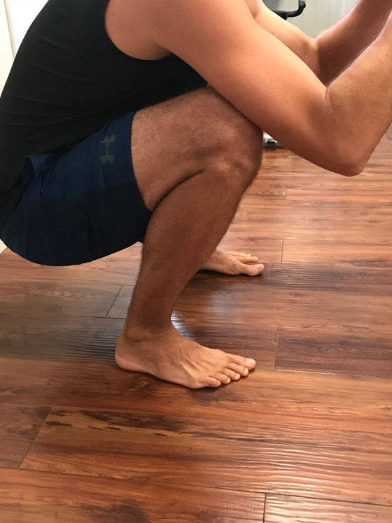 Improve Ankle Motion and Squat Like a Pro