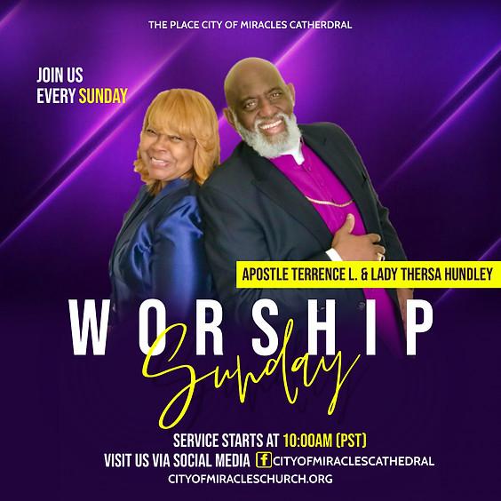 Sunday Service December 5, 2021