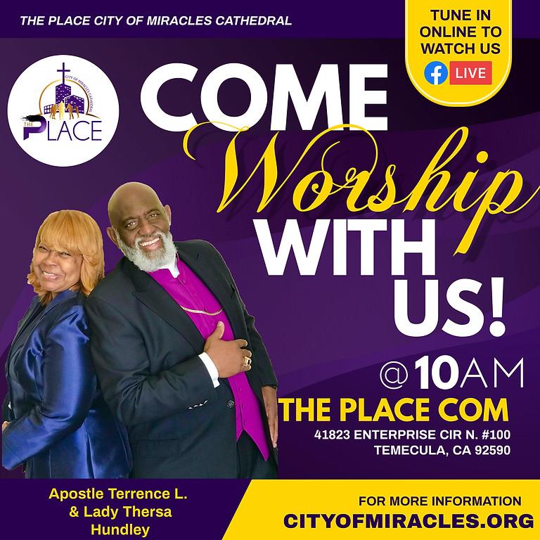 Sunday Service July 11, 2021