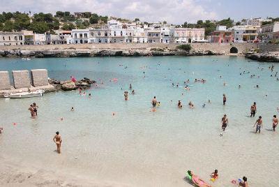 spiaggia di santa maria al bagno