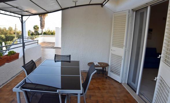 appartamento narciso villa franca torre lapillo