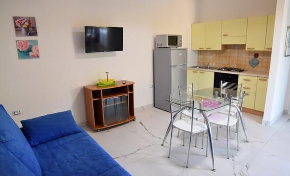 appartamento narciso villa franca