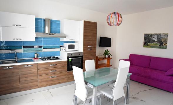 appartamento glicine villa franca torre lapillo
