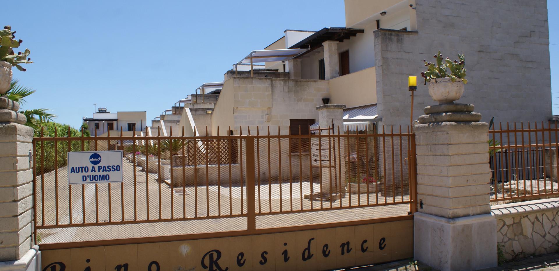 pino residence torre lapillo