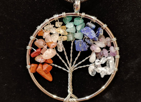 Necklace, Tree of Life