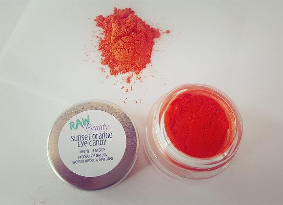 Vegan | Make-Up Powder | Sunset Orange
