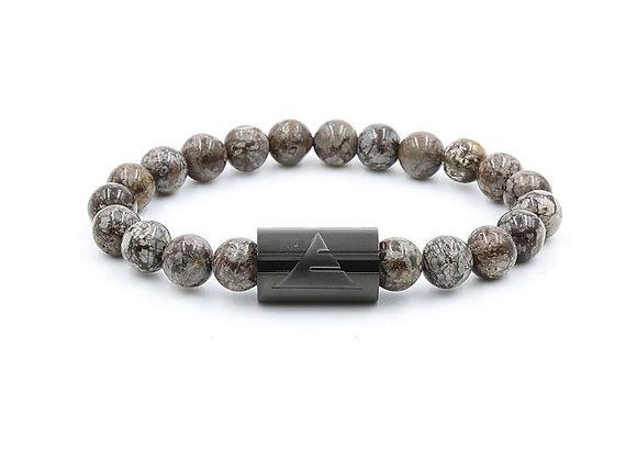 Rocky Stone Bracelet - Jasper