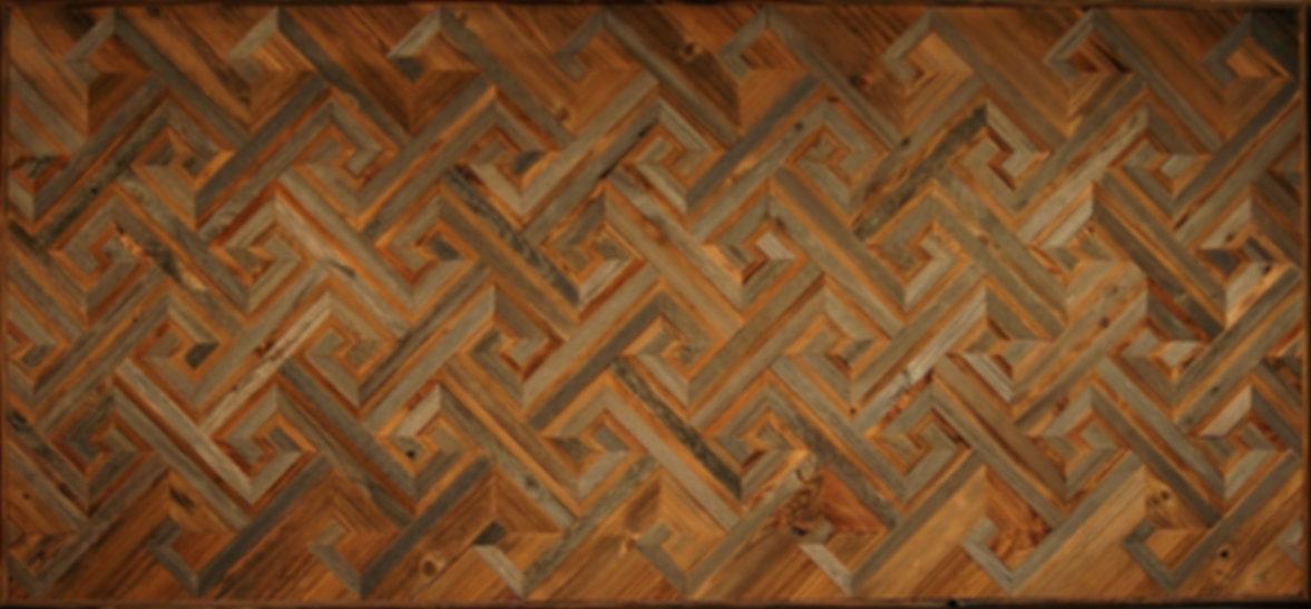 декоративное панно RN12 - материал: амбарноя доска из русских деревень
