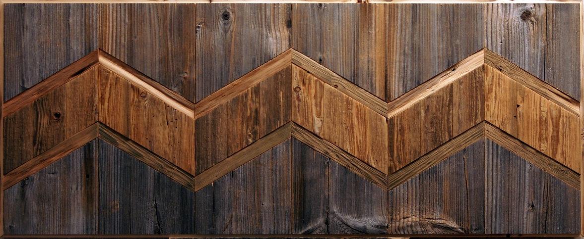 декоративное панно RN03 из амбарной доски