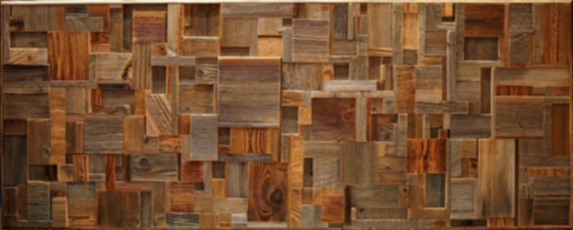 декоративное панно RN13 из амбарной доски ручной работы
