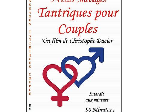 DVD 5 Massages tantriques pour couple