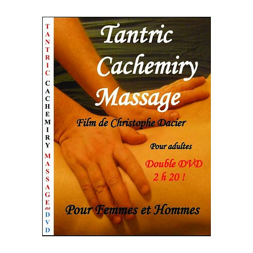 DVD tantric cachemiry massage