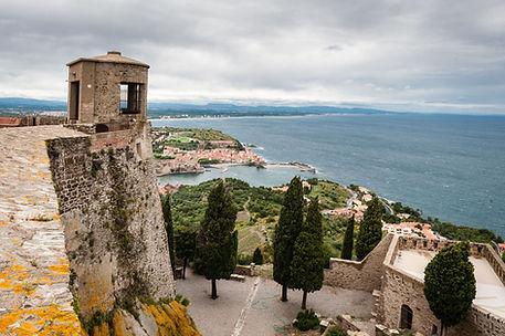 cote vermeille Collioure