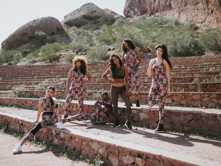 Size Inclusive Women's Contemporary Brand RUE107 Expands Into Activewear, Offering Pieces Available