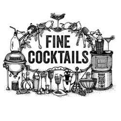 Fine Cocktails