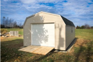 The High Barn Garage (Vinyl)