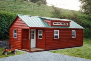 The Ranch Cabin (Log)