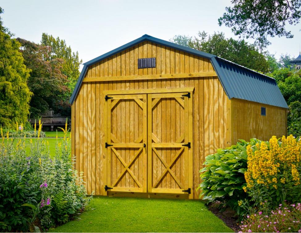 The High Barn (Wood)