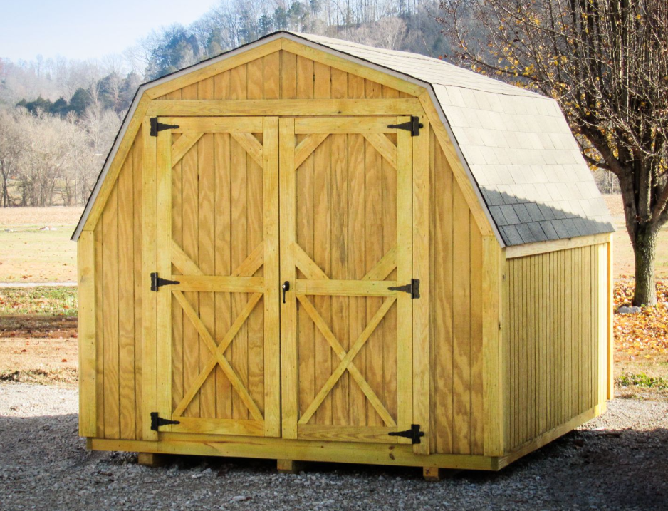 The Low Barn (Wood)