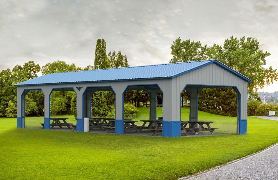 Custom Carport/Pavilion