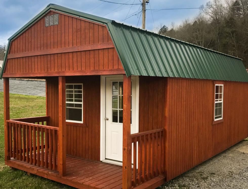 The High Barn Cabin (Wood)
