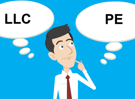 LLC vs PRIVATE ENTREPRENEUR