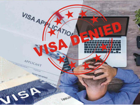 HOW TO APPEAL UA VISA REJECTION