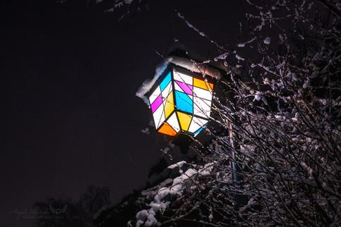 Traumstraße - Lampen Alex Morrison