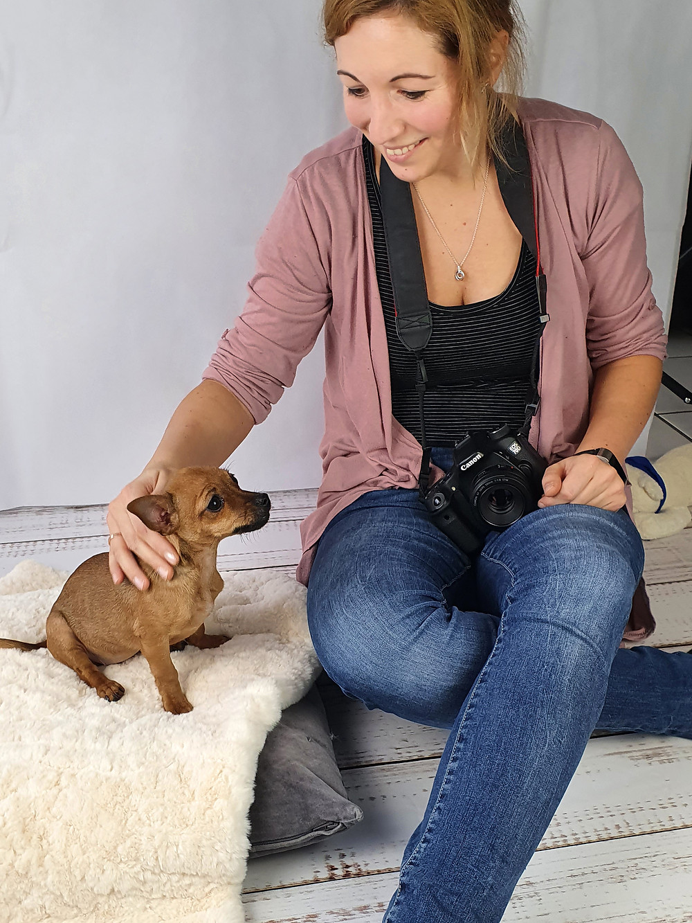 Angela Blewaska - Tierfotografin