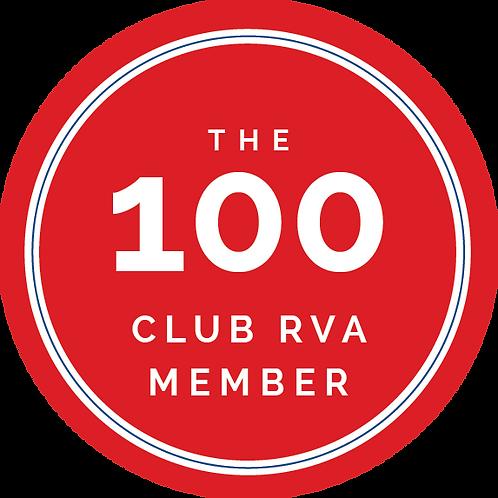 100 Club Annual Membership