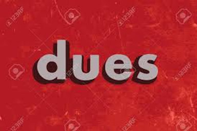 2022 Annual Dues