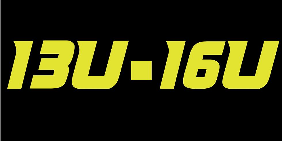 Warriors Baseball Club 13U-16U 2020