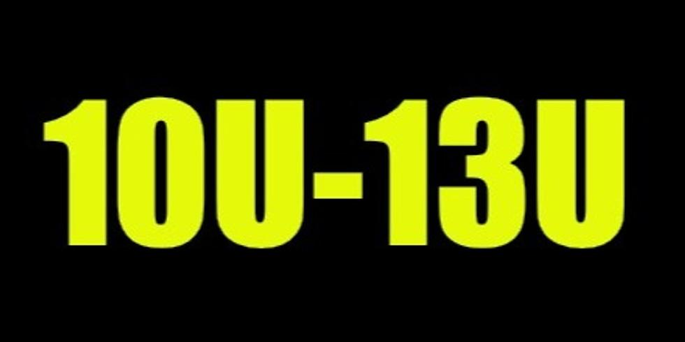 Warriors Baseball Club 10U-13U 2021