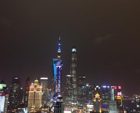 Sizzling Shanghai
